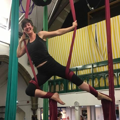 Johanna White - Individual - United Kingdom - CircusTalk