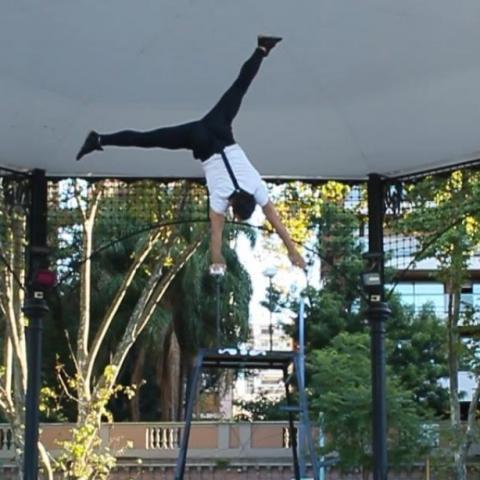Alejandro Aquino - Individual - Argentina - CircusTalk