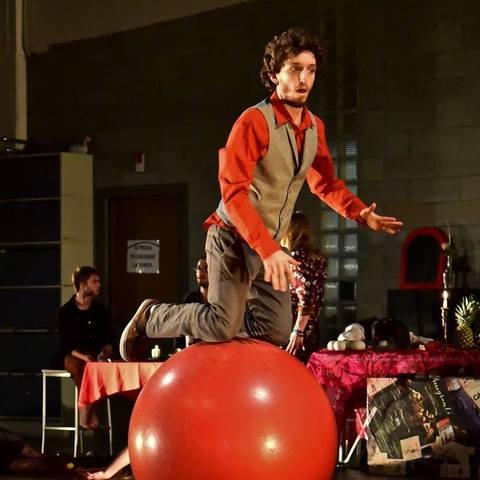 Eugenio Franzitta - Individual - Italy - CircusTalk