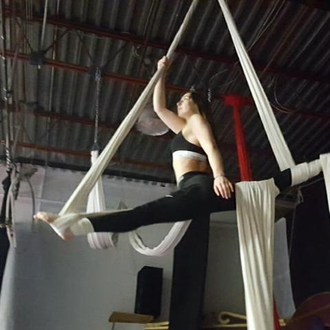 Nia Papassotiriou - Individual - Greece - CircusTalk