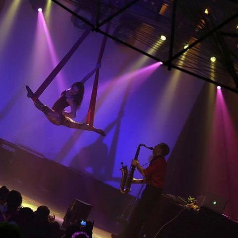 Rachel Fouquart - Individual - France - CircusTalk