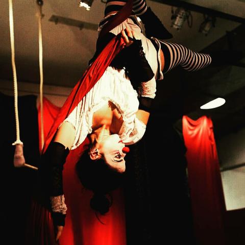 Lara Vallone - Individual - Spain - CircusTalk