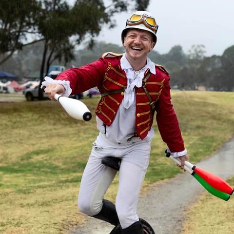 Brendan Jones - Individual - Australia - CircusTalk