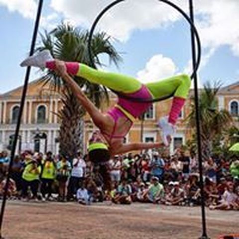 Isaira Noriega - Individual - Puerto Rico - CircusTalk