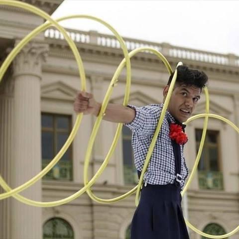 Rodrigo Valle - Individual - El Salvador - CircusTalk