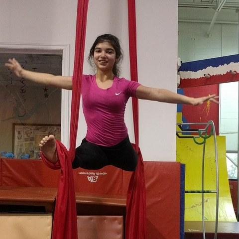 Maia Goldberg - Individual - Canada - CircusTalk