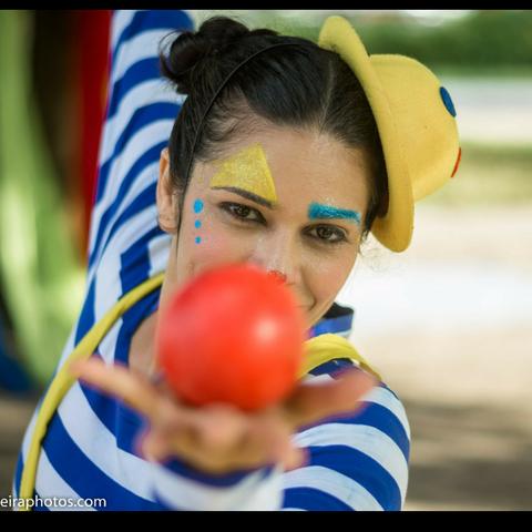 Nana Vianna - Individual - Brazil - CircusTalk