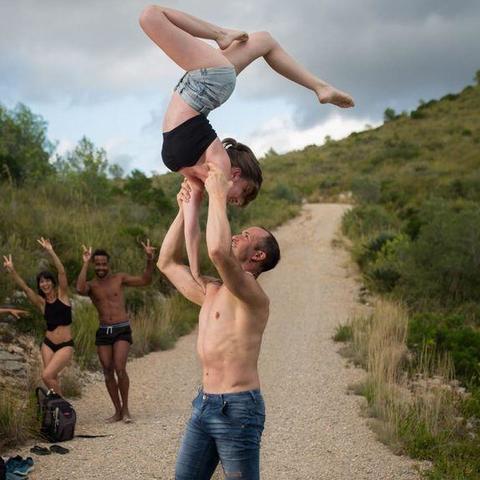 Gael Hermman  - Individual - Spain - CircusTalk