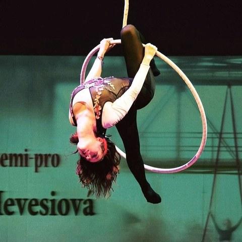 Iva Hevesiová - Individual - Slovakia - CircusTalk