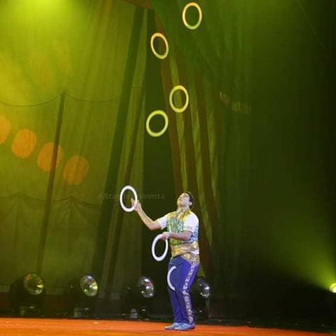 Christopher Stoinev - Individual - Bulgaria, Mexico, United States - CircusTalk