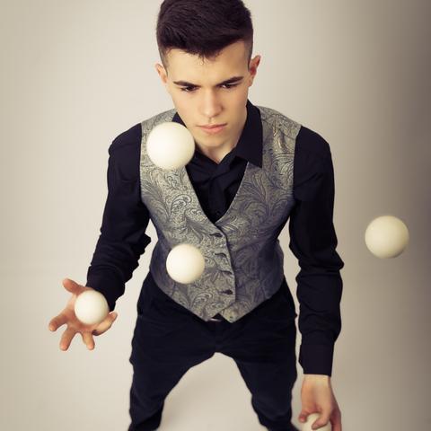 Fran Boza - Individual - Spain - CircusTalk