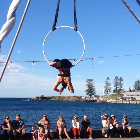 Sophia Belgrove - Individual - Australia - CircusTalk
