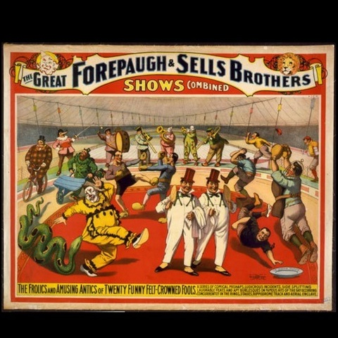 BV Poster Collection - Museum - United States - CircusTalk