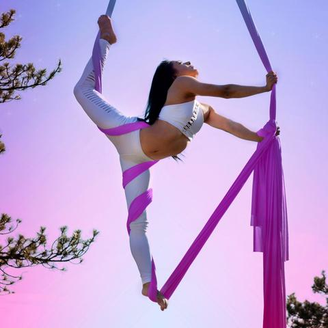 Evelyn Violetear - Individual - Mexico, United States - CircusTalk