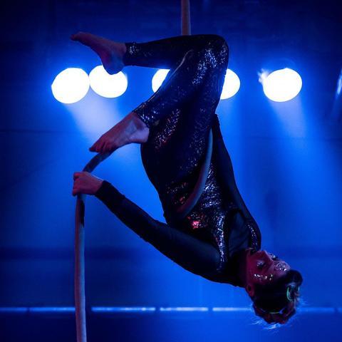 Aude Wiard - Individual - France - CircusTalk