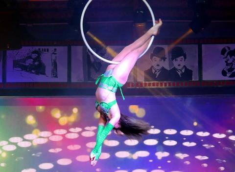 Amy May - Individual - New Zealand - CircusTalk