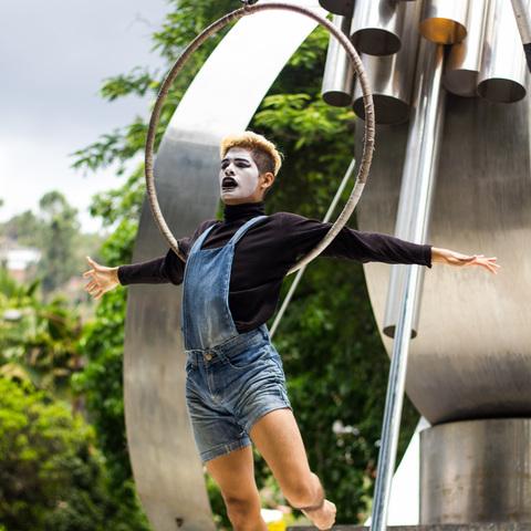 Elio Higuera Marin - Individual - Venezuela - CircusTalk