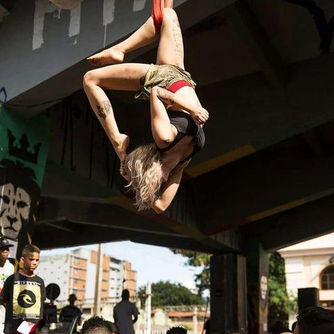 Bya Souza - Individual - Brazil, France, Portugal - CircusTalk