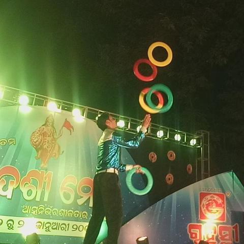 Simson Joseph - Individual - India, Kuwait - CircusTalk