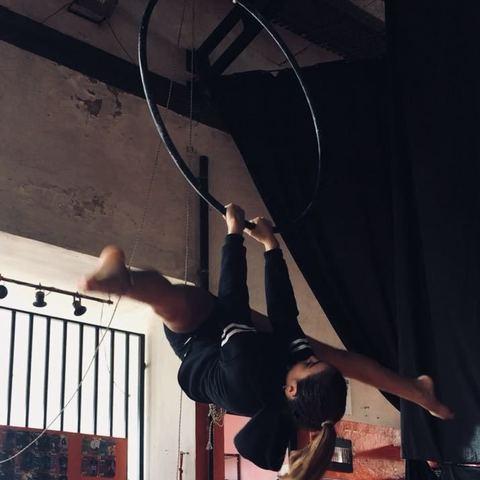 Agus Zurita - Individual - Argentina - CircusTalk