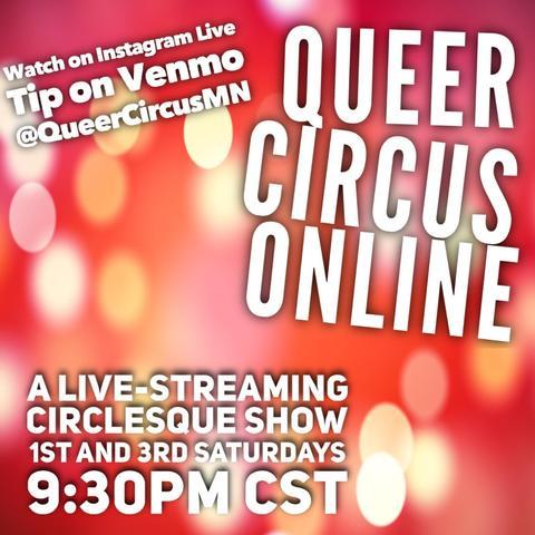 Queer Circus - Company - United States - CircusTalk
