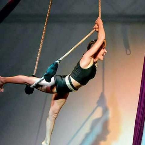 Danielita Manzi Rossi - Individual - Argentina - CircusTalk
