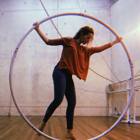 Clara Marino - Individual - Argentina - CircusTalk