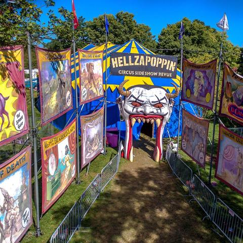 Hellzapoppin Circus SideShow Revue - Company - United States - CircusTalk