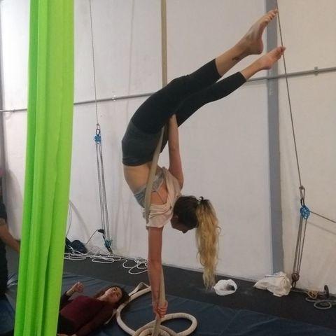 Eliana Tolosa Villarreal - Individual - Colombia - CircusTalk