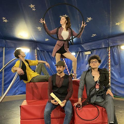 Barlafus - Company - Italy - CircusTalk