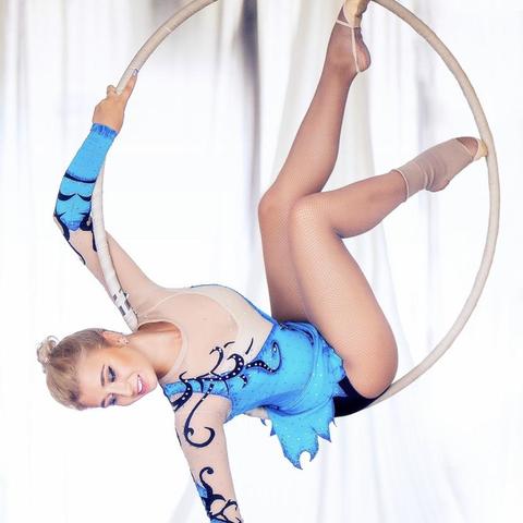Violeta Todorova - Individual - Bulgaria - CircusTalk