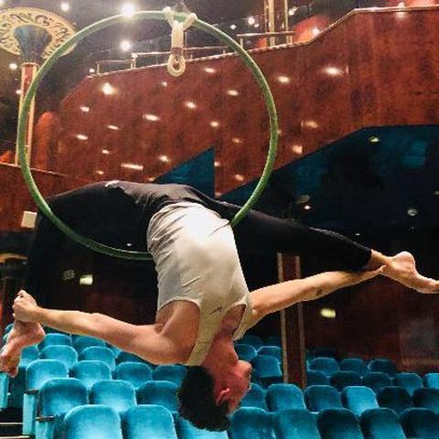 Tanner Van Dyke - Individual - United States - CircusTalk