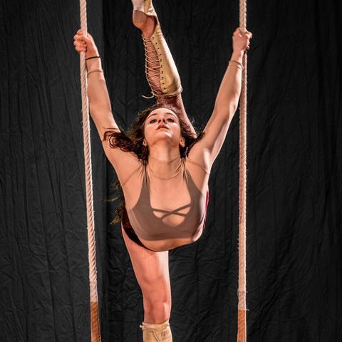 Giulia Scamarcia - Individual - Canada - CircusTalk