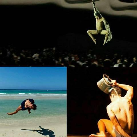 GABRIEL CORRALES - Individual - Cuba - CircusTalk