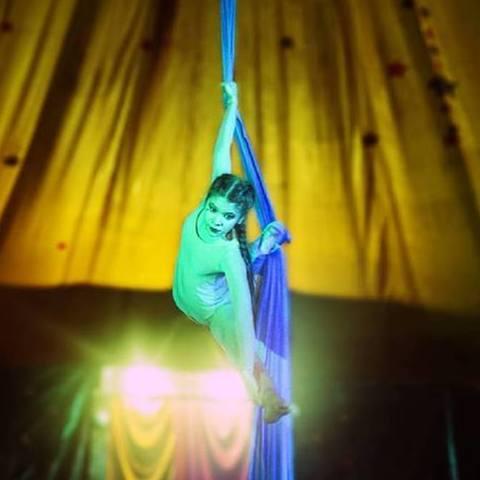 María Celeste Morales - Individual - Venezuela - CircusTalk