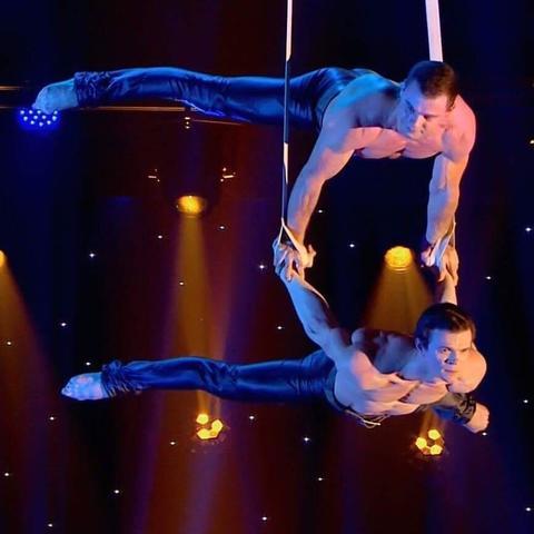 Dmitriy Lykov DuoSilverStones - Individual - Ukraine - CircusTalk
