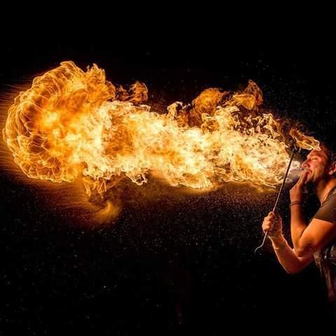 Bryan Blaze - Individual - United States - CircusTalk