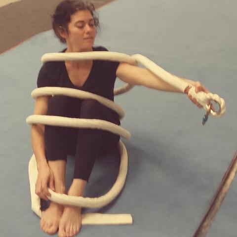 Carmeneta Montañés - Individual - Spain - CircusTalk