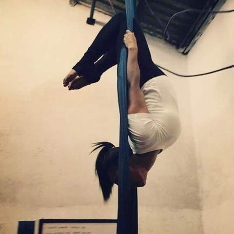 Maria Noel Ramallo - Individual - Uruguay - CircusTalk