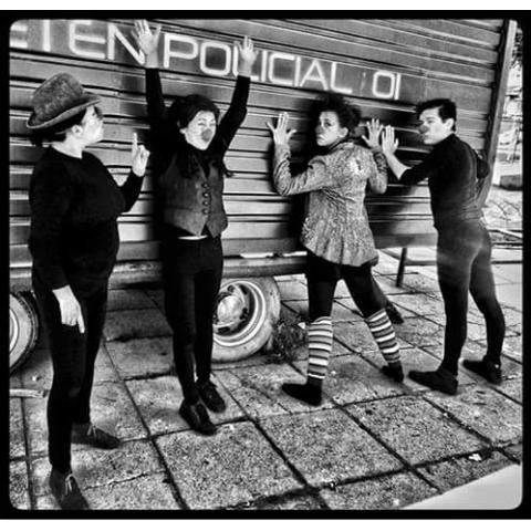 Avril Leon - Individual - Bolivia - CircusTalk