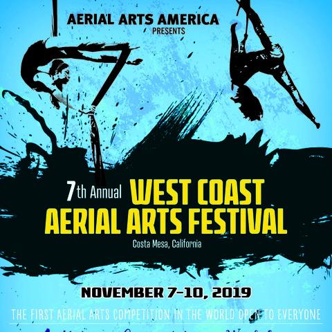 West Coast Aerial Arts Festival - Circus Events - CircusTalk