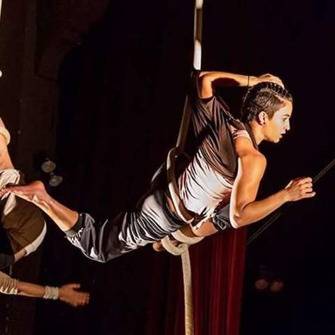 Mariel Romero Mendez - Individual - Costa Rica - CircusTalk