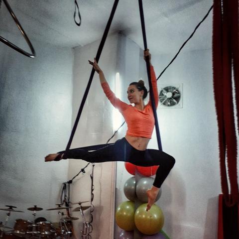 Nebile Kapicioglu - Individual - Turkey - CircusTalk