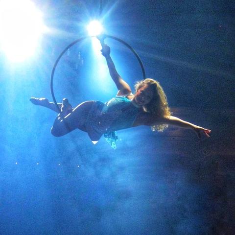 Christina Tipeva-Lawman - Individual - Bulgaria, Germany - CircusTalk