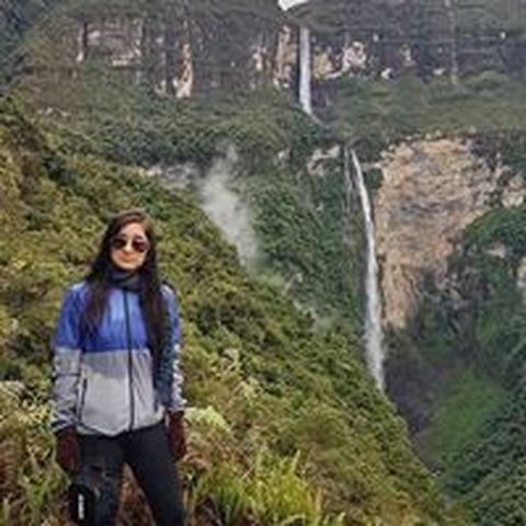 Marina Romero Bruno - Individual - Peru - CircusTalk