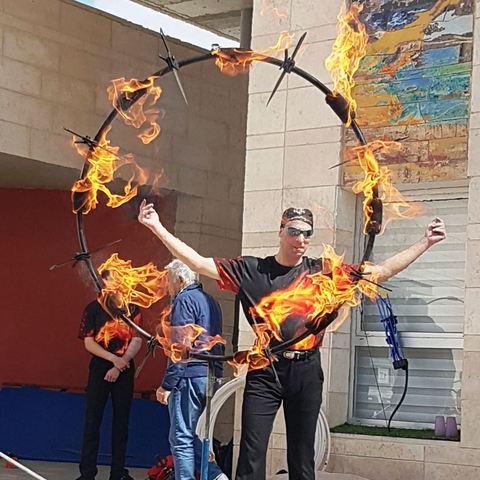 Alexander Volfson - Individual - Israel - CircusTalk