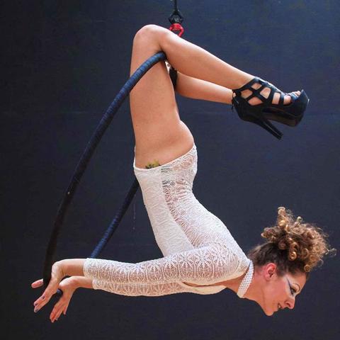 Michela Mauri - Individual - Italy - CircusTalk