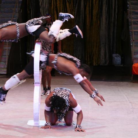 Gervas Muhidin - Organization - Tanzania - CircusTalk