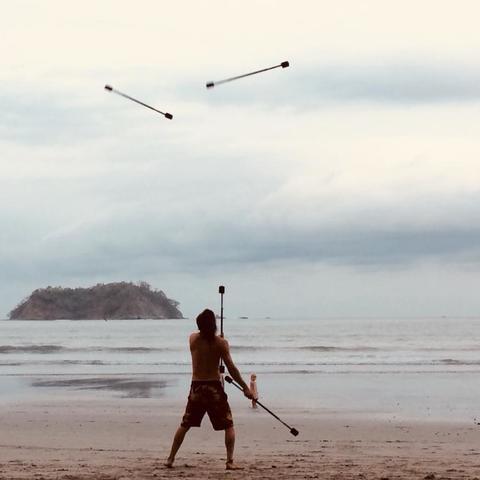 Allan Barboza - Individual - Costa Rica - CircusTalk