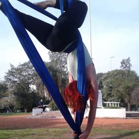 Agustina Colla - Individual - Argentina - CircusTalk
